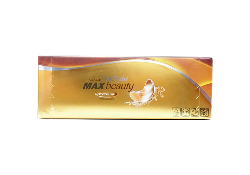 One Day Delight Max Beauty Contact Lenses